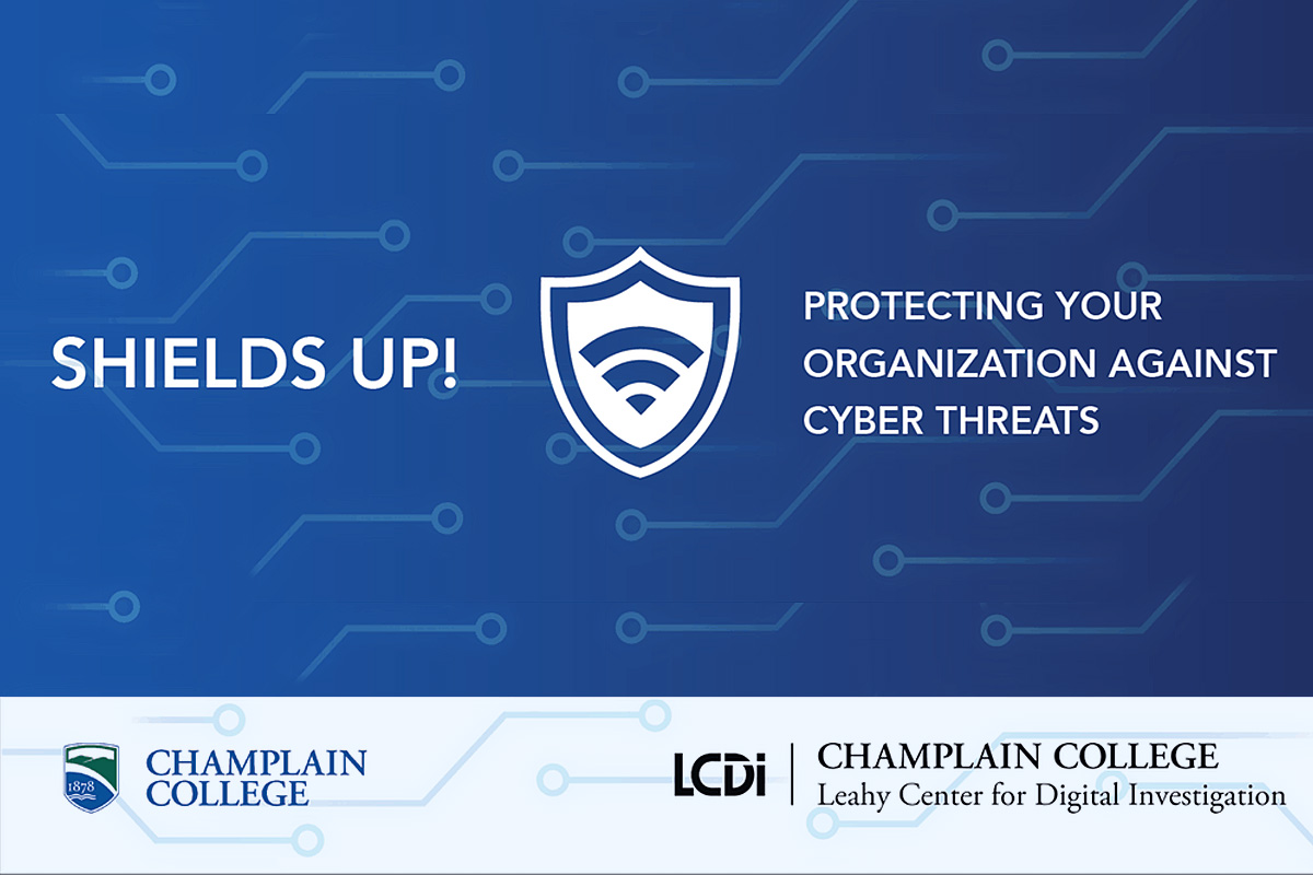 Invictus COO on Cybersecurity Panel at Shields Up! Conference